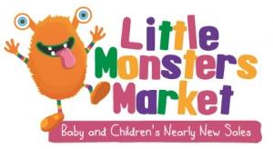 Little Monsters Market Logo Full Colour