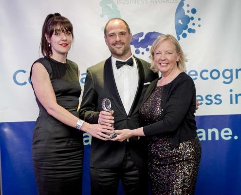 Winners of Commendationa Award CCG